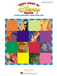 First Book of Disney Solos