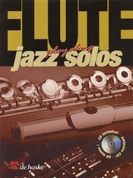 Flute Play-Along Jazz Solos (Flute)