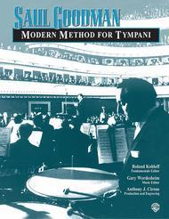 Saul Goodman -- Modern Method for Tympani