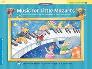 Music For Little Mozarts - Music Lesson Book 3