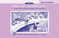 Music For Little Mozarts - Flash Cards For Book 4