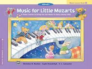 Music for Little Mozarts Music Lesson Book, Book 4