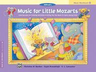 Music for Little Mozarts Music Workbook, Book 4