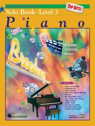 Alfred's Basic Piano Library Top Hits! Solo Book, Book 3