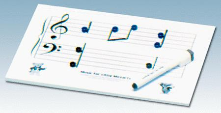 Music for Little Mozarts - Music Activity Board