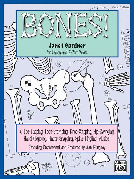 Bones! - CD Preview Pak