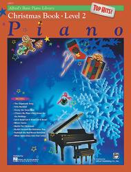 Alfred's Basic Piano Library Top Hits! Christmas, Book 2