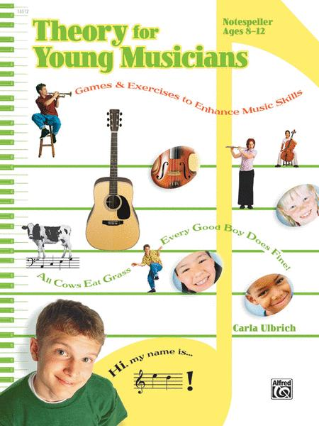 Theory for Young Musicians, Notespeller