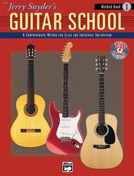 Jerry Snyder's Guitar School, Method Book, Book 1
