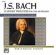 Bach -- 18 Short Preludes