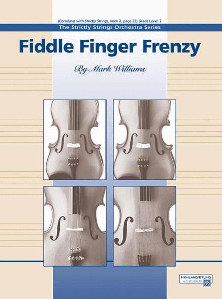 Fiddle Finger Frenzy