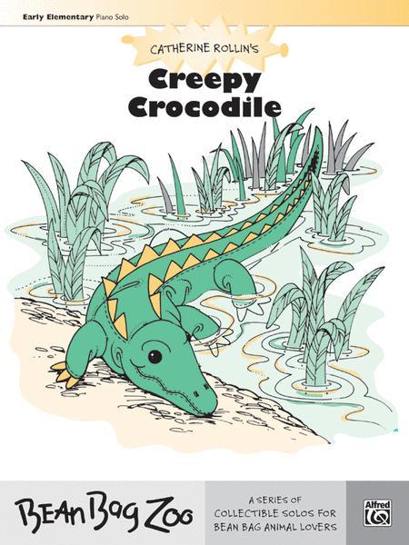 Creepy Crocodile