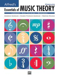 Alfred's Essentials of Music Theory - Complete (Book/CDs)
