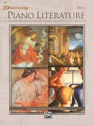 Discovering Piano Literature, Book 2