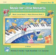 Music for Little Mozarts - Book 2 (CDs)