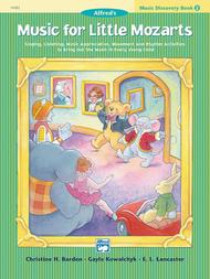 Music for Little Mozarts Music Discovery Book, Book 2