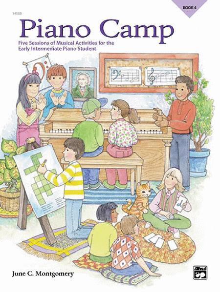 Piano Camp, Book 4