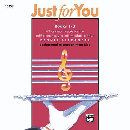 Just for You, Volumes 1-3