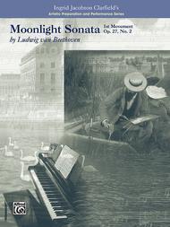 Moonlight Sonata, 1st Movement-Artistic Preparation and Performance