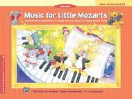Music for Little Mozarts Recital Book, Book 1