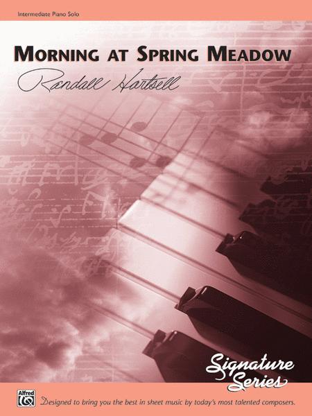 Morning at Spring Meadow