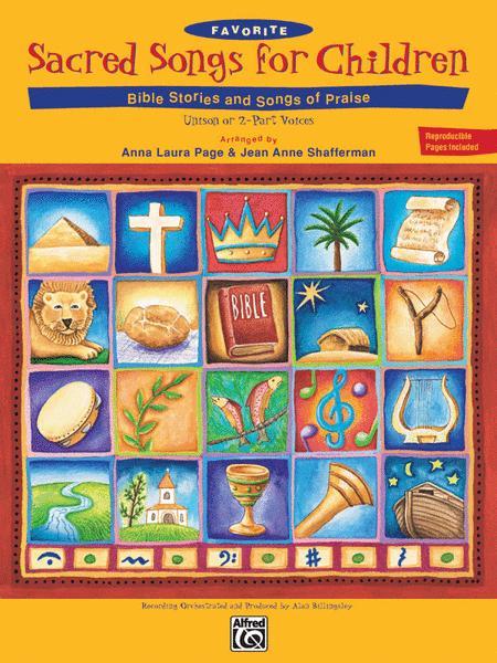 Favorite Sacred Songs for Children