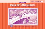 Music for Little Mozarts - Flash Cards For Book 1