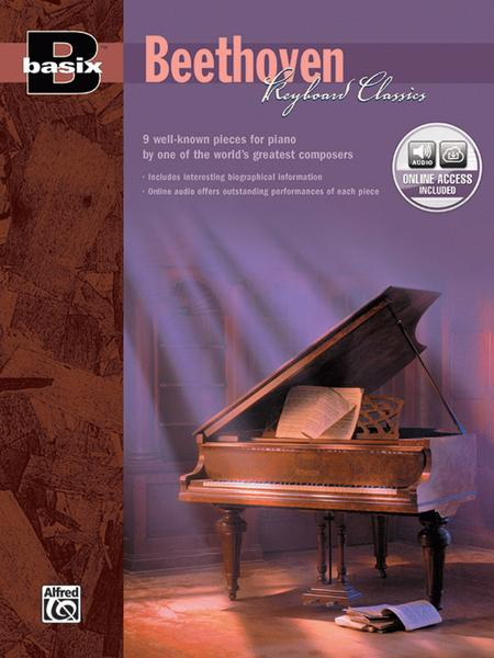 Basix Keyboard Classics Beethoven