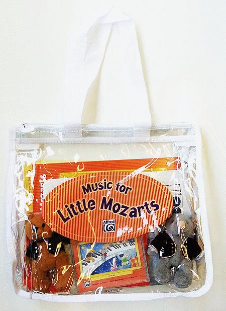 Music for Little Mozarts - Deluxe Starter Kit