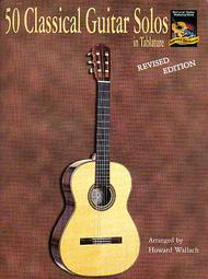 50 Classical Guitar Solos in Tablature (Revised Edition)