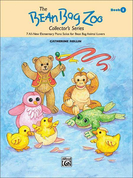 The Bean Bag Zoo Collector, Book 1