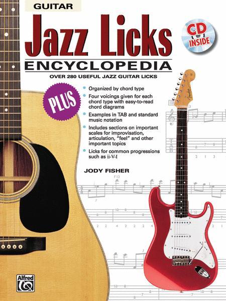 Jazz Licks Encyclopedia