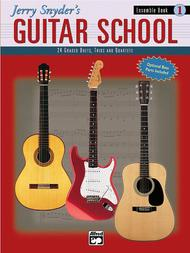Jerry Snyder's Guitar School, Ensemble Book, Book 1