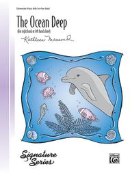 The Ocean Deep (for right hand or left hand alone)