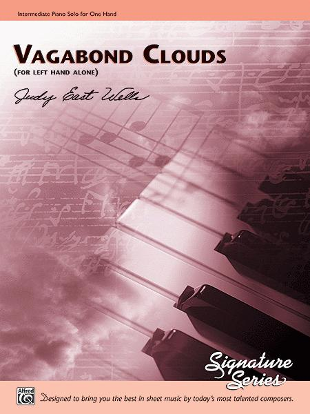 Vagabond Clouds (for left hand alone)