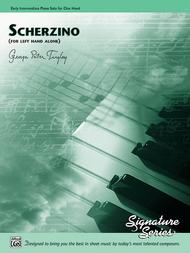 Scherzino (for left hand alone)