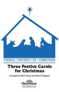 Three Festive Carols for Christmas