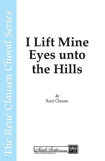 I Lift Mine Eyes Unto the Hills