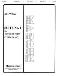Suite No 1 For Tuba & Piano -