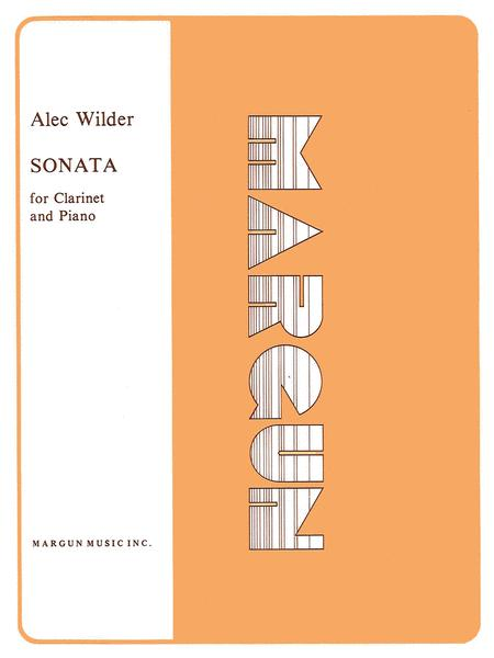 Sonata for Clarinet and Piano