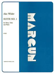 Suite No 1 for Horn, Tuba and Piano