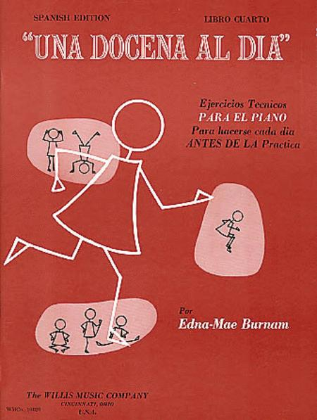 A Dozen a Day Book 4 - Spanish Edition