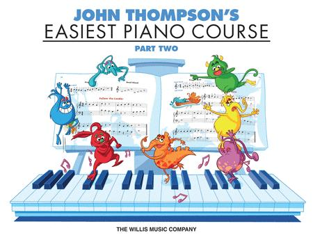 John Thompson's Easiest Piano Course - Part Two