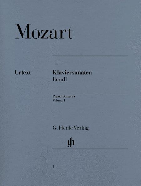 Klaviersonaten - Band I