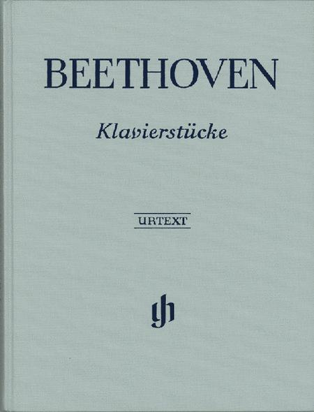 Piano Pieces [Klavierstucke]