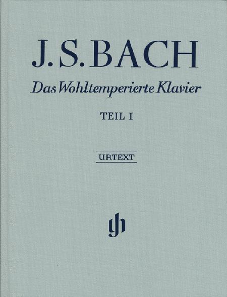 Das Wohltemperierte Klavier - Teil I, BWV 846-869