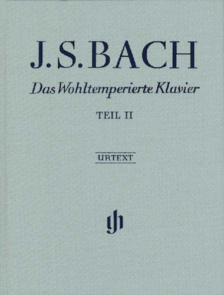 Well-Tempered Piano BWV 870-893 Vol. 2