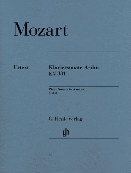 Piano Sonata A major (with Alla Turca) KV 331 (300i)