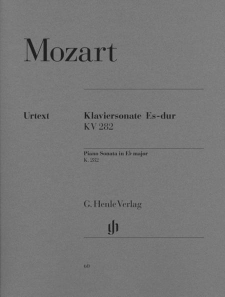 Piano Sonata E flat major KV 282 (189g)
