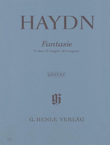 Fantasy C Major Hob. Xvii:4